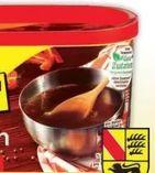 Delikatess-Soße zu Braten von Maggi