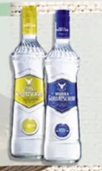 Wodka von Wodka Gorbatschow
