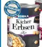 Kicher Erbsen von Edeka
