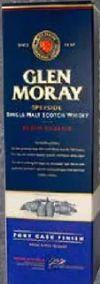 Port Cask Finish Single Malt Scotch Whisky von Glen Moray