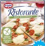 Ristorante Pizza Mozzarella von Dr. Oetker