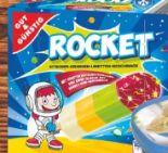 Rocket-Eis von Gut & Günstig