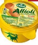Allioli Knoblauch-Dip von Chovi