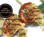 Meeresfrüchte-Spiess la Provence
