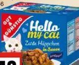 Hello my Cat Katzennahrung von Gut & Günstig