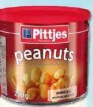 Erdnüsse von Pittjes