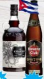 Rum 7 Jahre von Havana Club