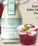 Sylter Salatfrische Vanillesauce von Zum Dorfkrug