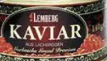 Gorbuscha Lachskaviar Grand Premium von Lemberg