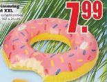 XXL-Schwimmring Donut