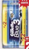 Blue 3 Einwegrasierer von Gillette