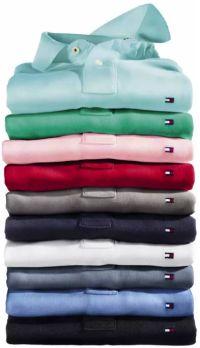 Herren Polo-Piqué-Shirt von Tommy Hilfiger