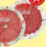 Salami-Teller von Wiltmann
