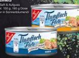 Thunfischfilets von Gut & Günstig