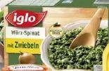 Würz-Spinat von Iglo
