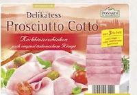 Prosciutto Cotto von Ponnath