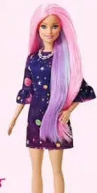 Barbie Haarfarben-Spaß Puppe von Mattel Games