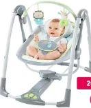 Babyschaukel Vesper von ingenuity