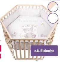 6-Eck Laufgitter B is for Bear von BabiesRus