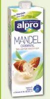 Mandeldrink Original von Alpro