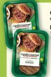 Vegane Burger von Garden Gourmet