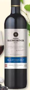 Blauer Zweigelt von Domäne Baumgartner
