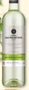Grüner Veltliner von Domäne Baumgartner