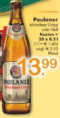 Münchner Urtyp von Paulaner