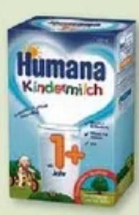 Kindermilch 1+ von Humana