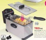 Fritteuse FR 162 von Tectro