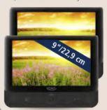 Mobiles DVD-Set HSD 9910 von XORO