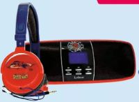 Spider-Man Mini Boombox & Kopfhörer von Lexibook