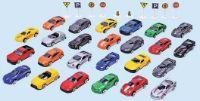 Die-Cast Fahrzeug-Set von Fast Lane