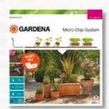 Bewässerungssystem Micro-Drip-System von Gardena