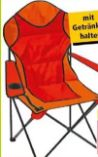 Camping-Klappsessel Deluxe