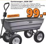 Gartenwagen GGW 300