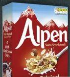 Alpenmüsli von Weetabix