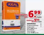 Salztabletten von Axal