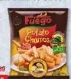 Sweet Potato Churros von Fuego