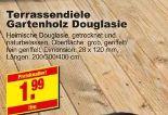 Terrassendiele Douglasie