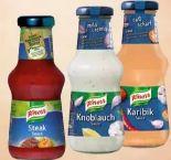 Grill- und Würzsaucen von Knorr