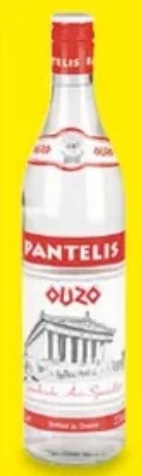 Ouzo von Pantelis