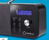 Tischradio DAB+ RF-DAB-RETRO1 von Renkforce