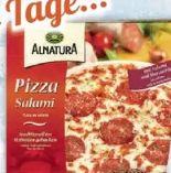 Bio-Pizza Salami von Alnatura