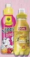 Fruchtsaftgetränke von Yippy