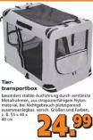 Tiertransportbox