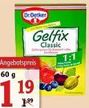 Gelfix Classic 1:1 von Dr. Oetker