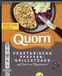 Vegetarische Pfeffer-Grillsteaks von Quorn