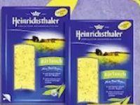 Käsescheiben von Heinrichsthaler