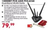 1300MBIT PCIE PCE-AC68 von Asus